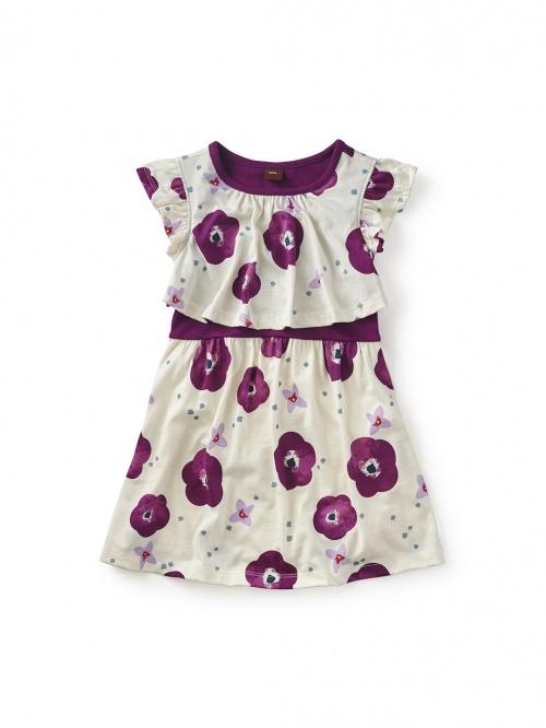 Bougainvillea Swing Dress