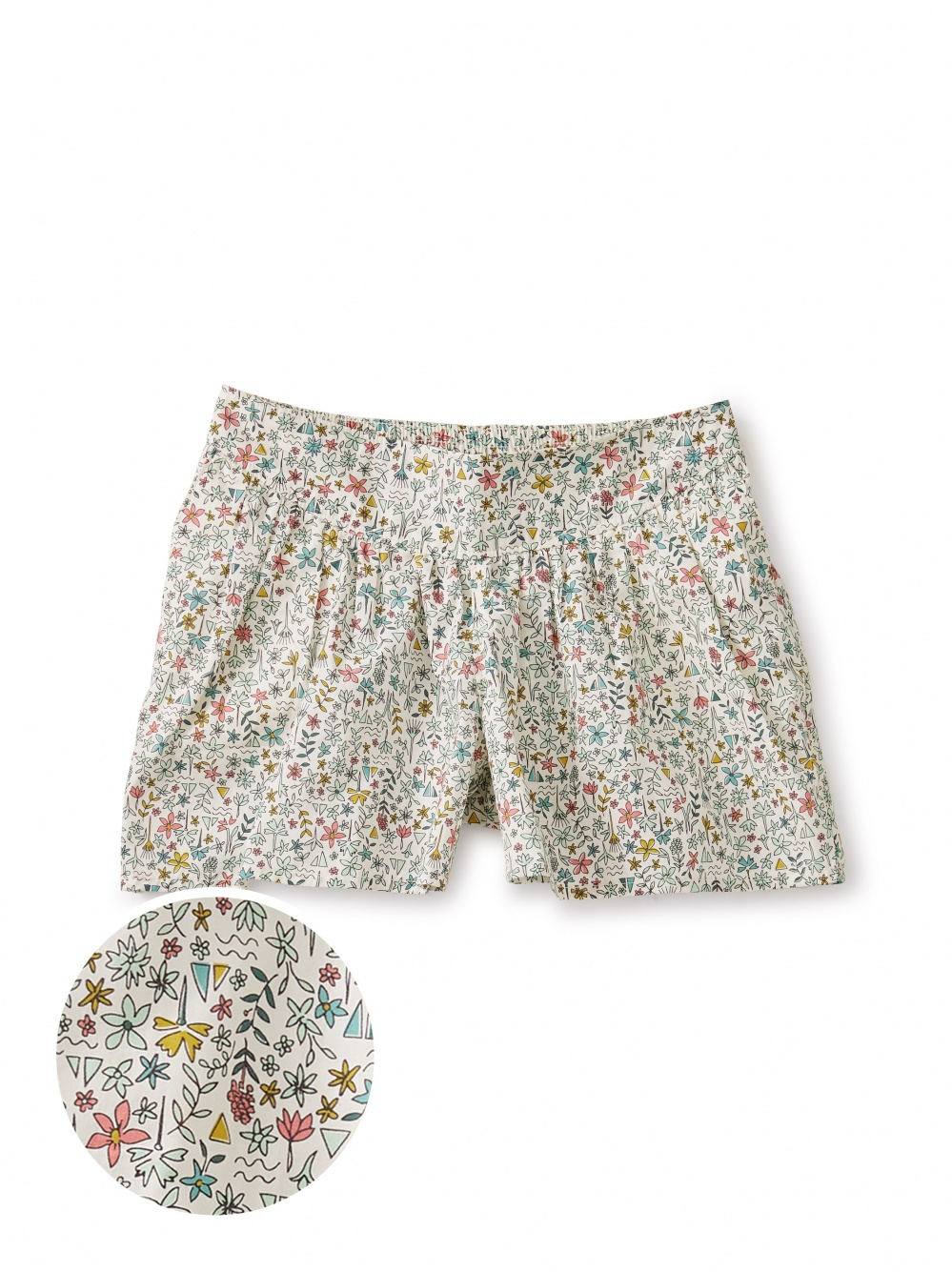 Ditsy Floral Culottes