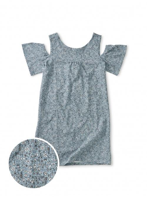 Bold Shoulder Dress