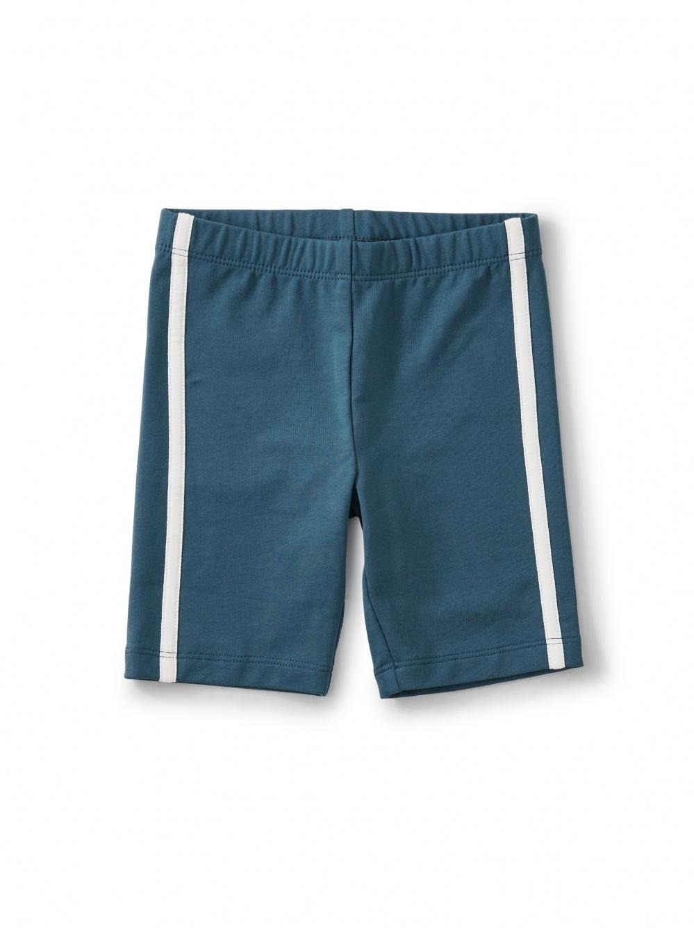 Side Stripe Bike Shorts