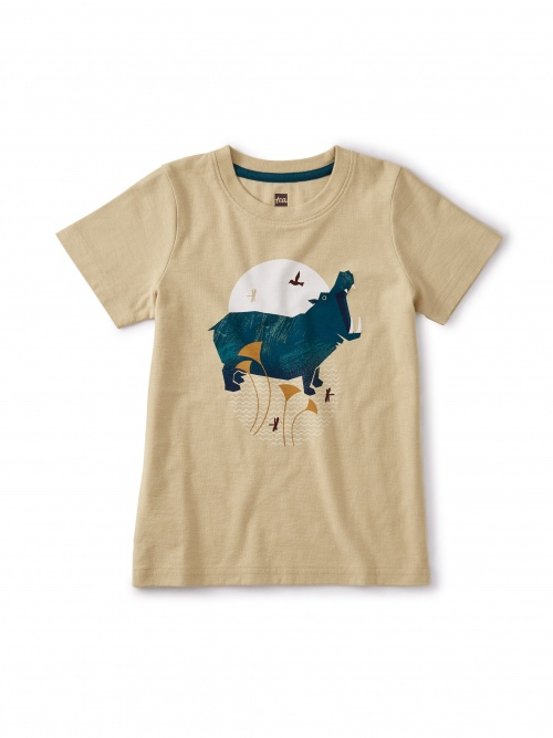 William The Hippo Tee