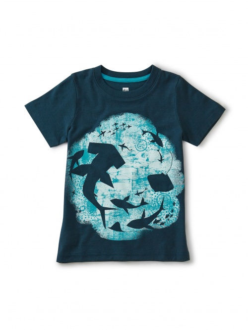 Celestial Sea Graphic Tee
