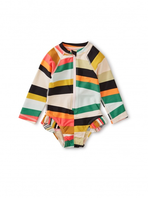 Baby Rash Guard One-Piece