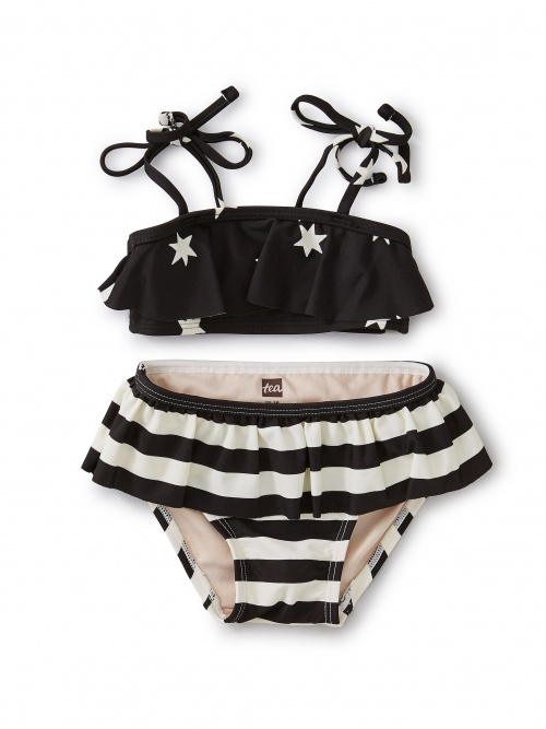 Ruffle Baby Bikini Set