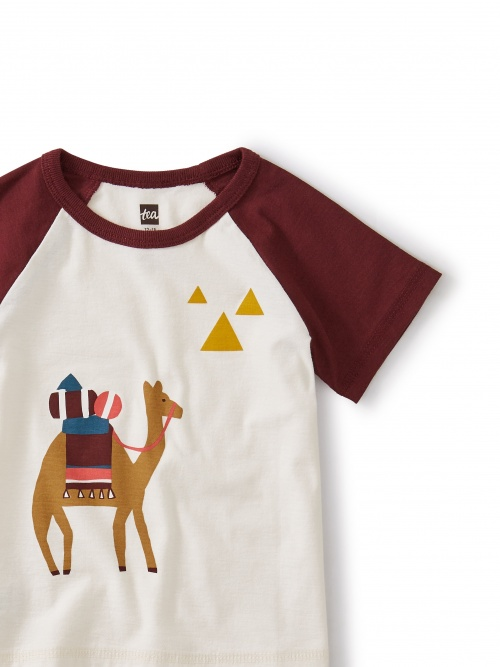 Over The Hump Baby Camel Tee