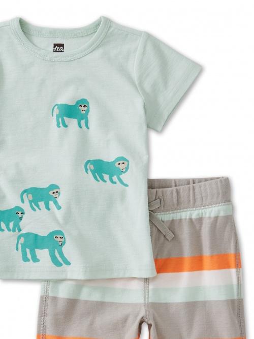 Baboon Baby Set