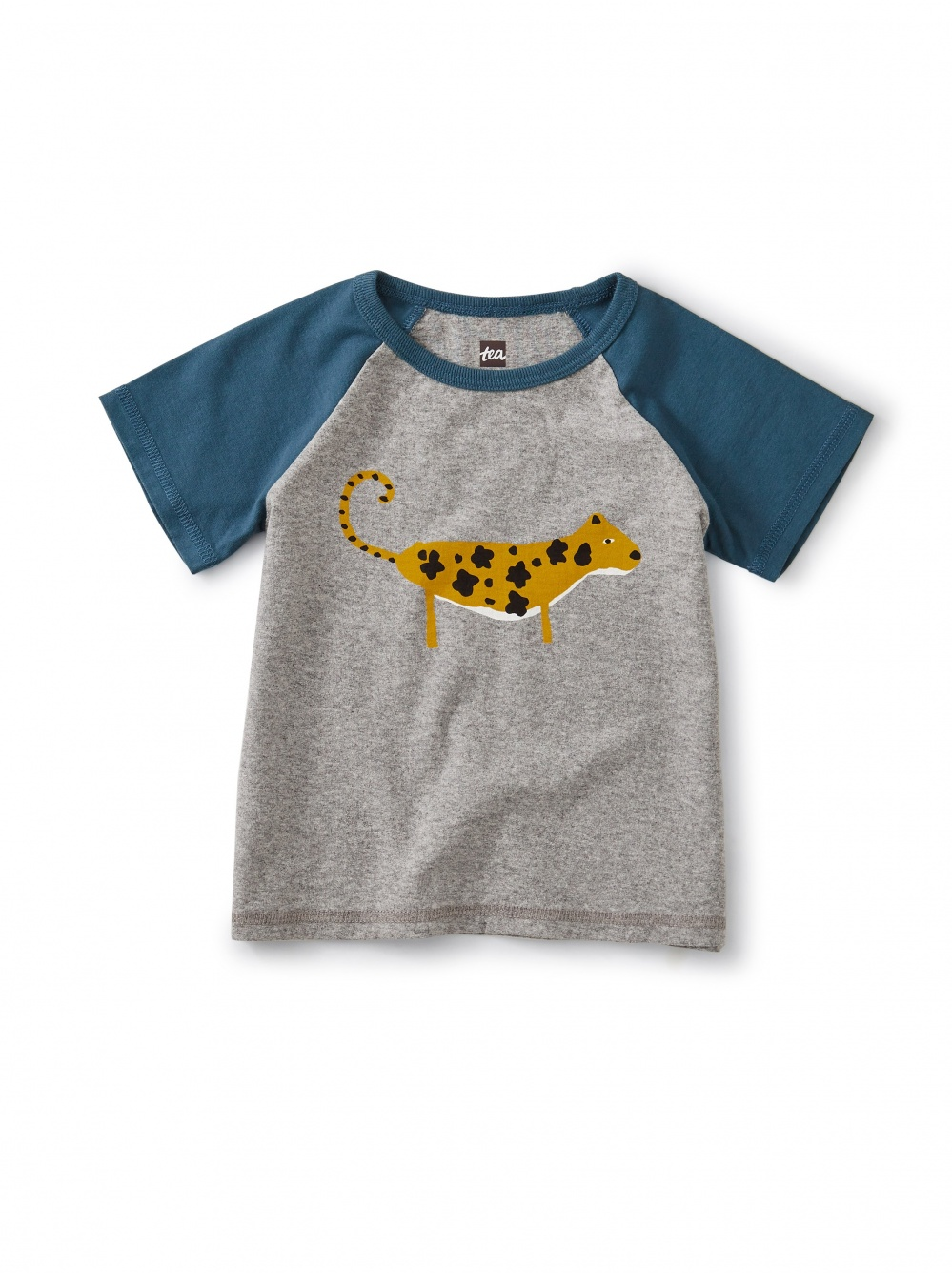 Leopard Cub Club Raglan Tee