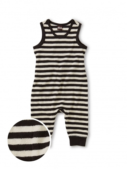 Envelope Snapless Terry Romper
