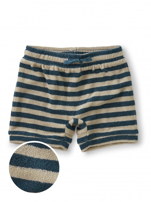 Terry Cloth Baby Short