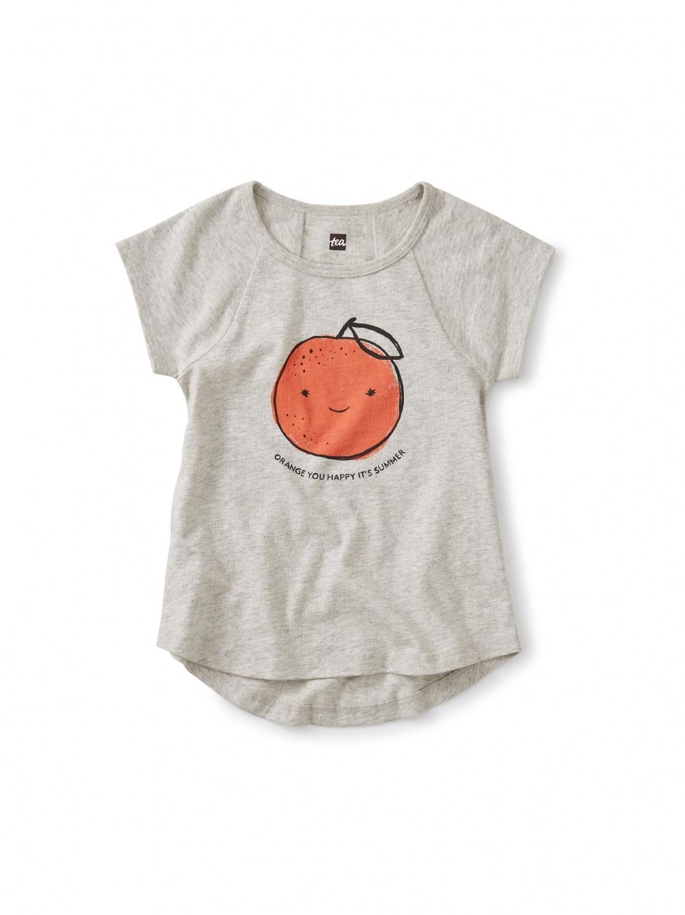 Orange You Happy Tunic Top