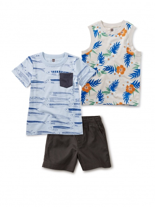 Beachy Boy Set