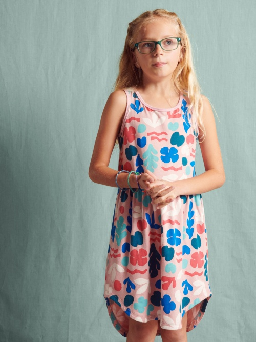 Skirted Tank Dress