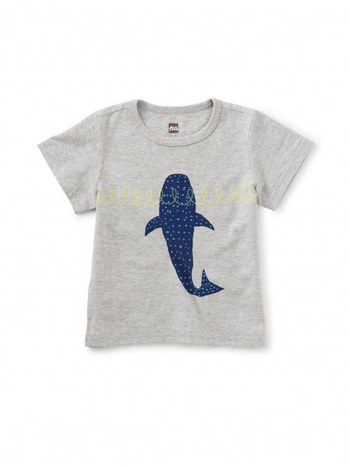 Whale Shark Baby Tee