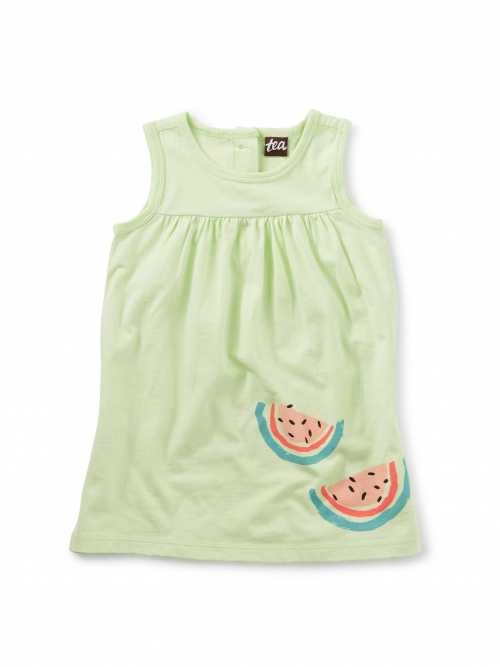 Sweet Melon Tank Dress