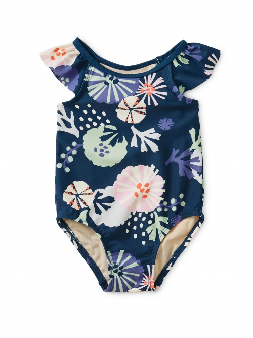 Sea Life Baby One-Piece