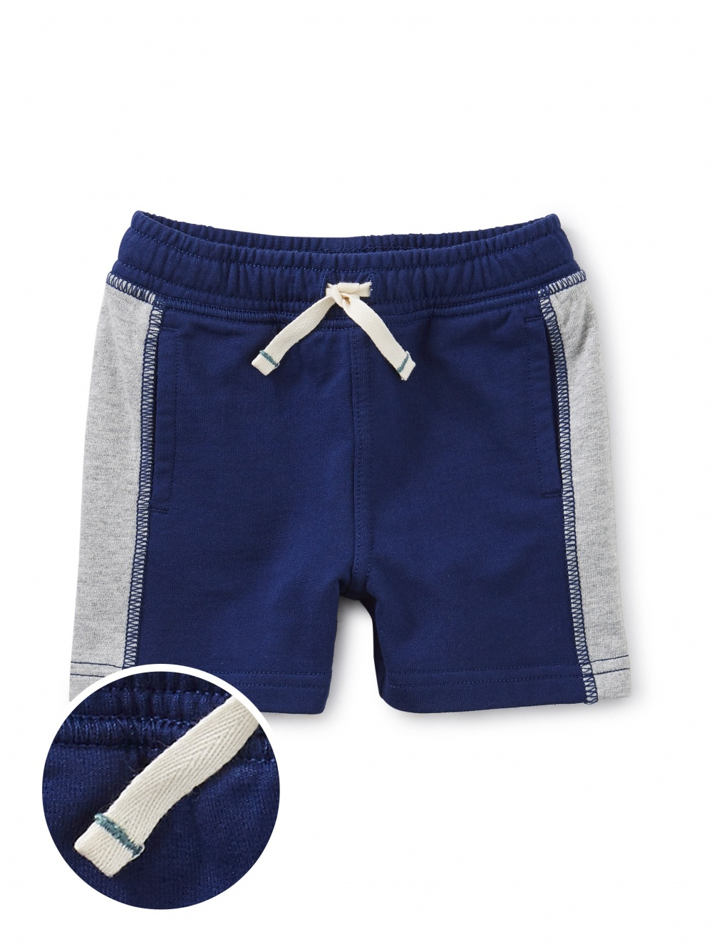 Good Side Panel Baby Shorts