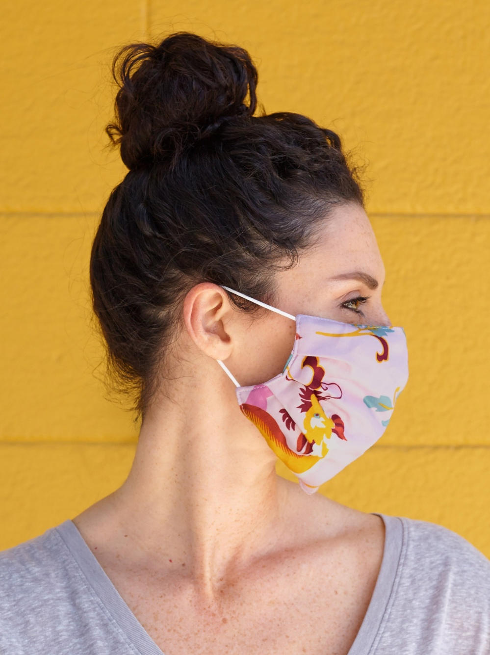 Tea Adult Mask (2 Pack)