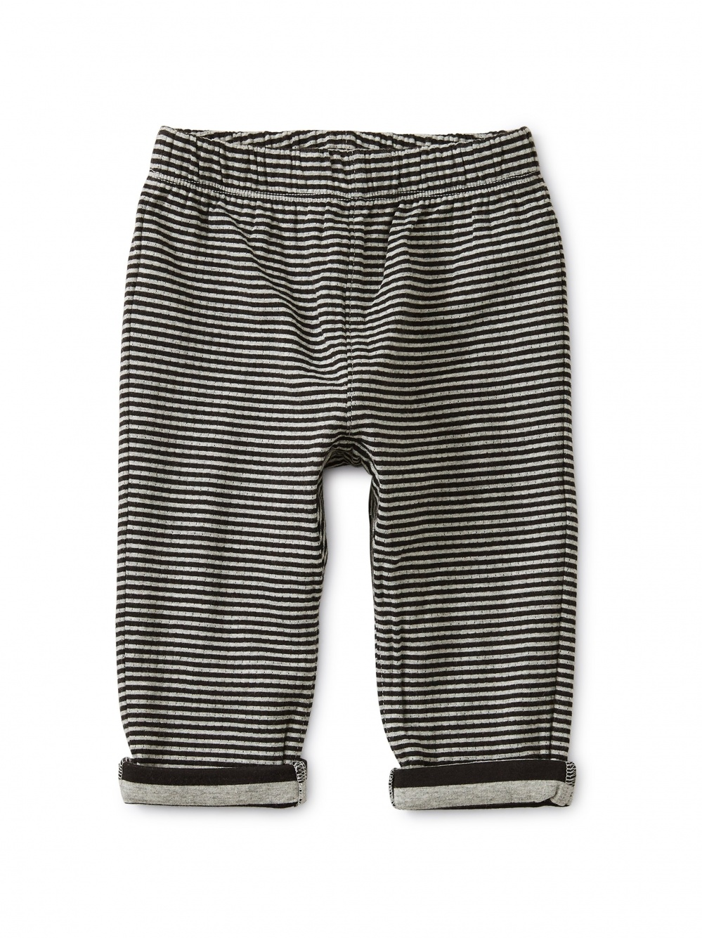Stripe Double Knit Baby Jogger