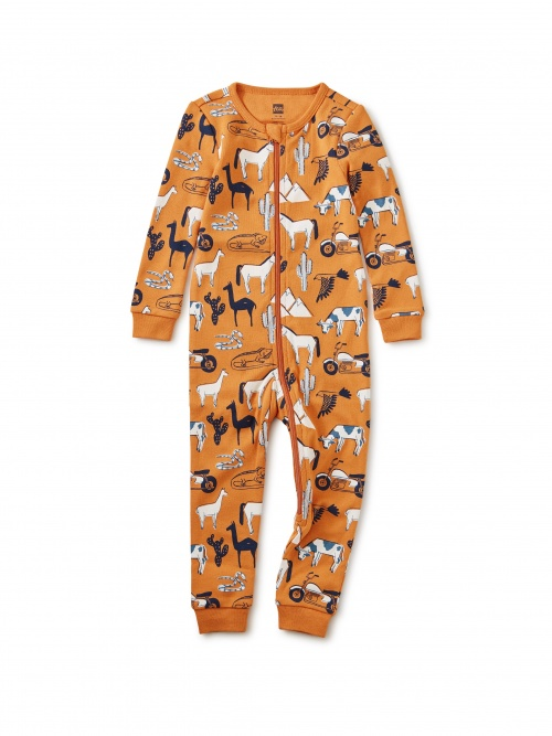 Long Sleeve Baby Pajamas
