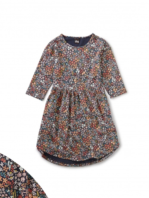 Everyday Hi-Lo Midi Dress