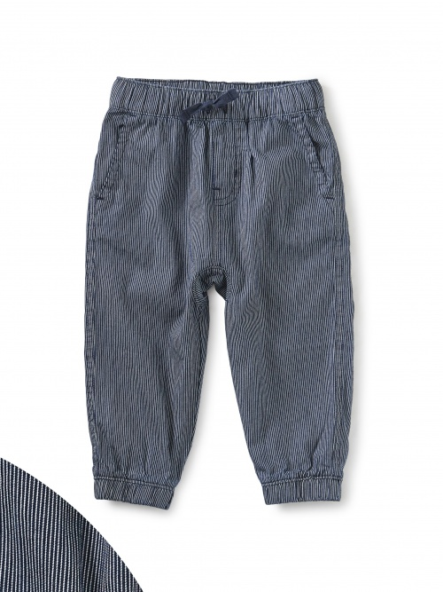 Railroad Baby Pant