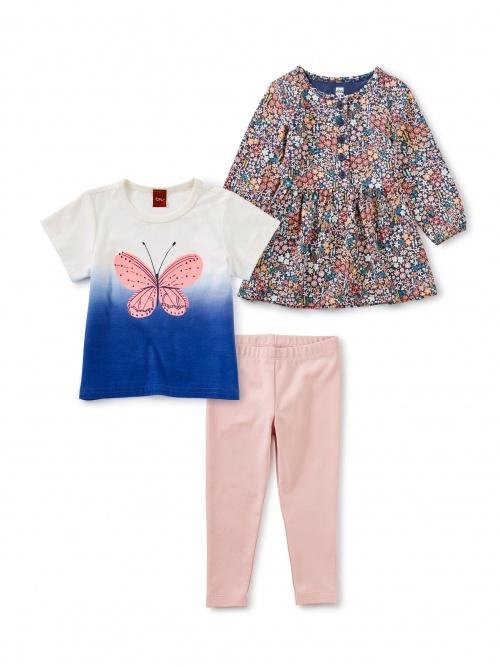 Butterflies & Blossoms Set