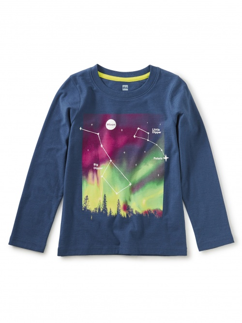 Constellation Glow Graphic Tee