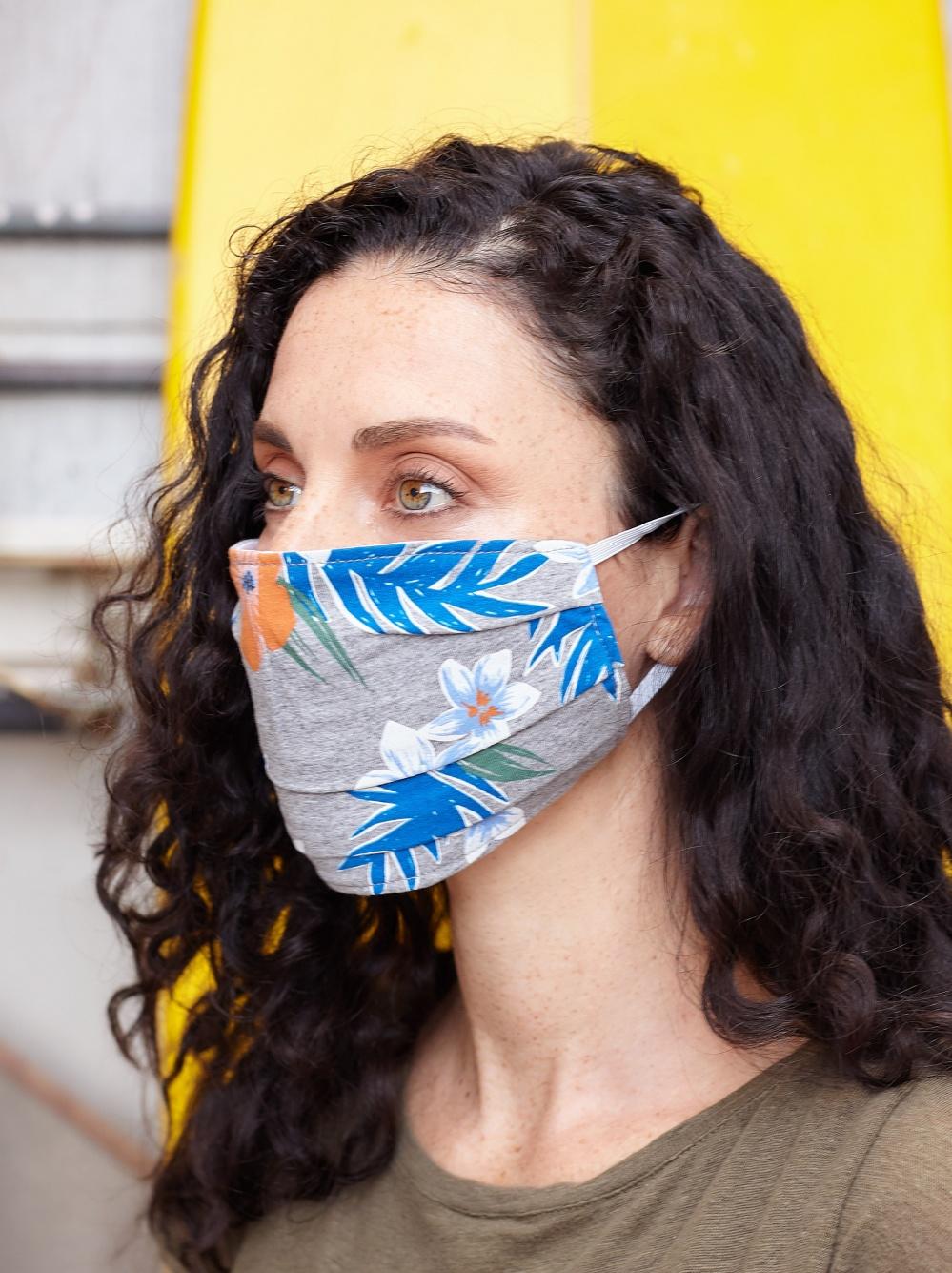 Tea Adult Knit Mask (2 Pack)