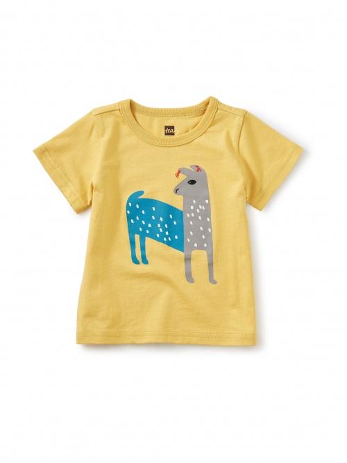 Hola Llama Graphic Tee