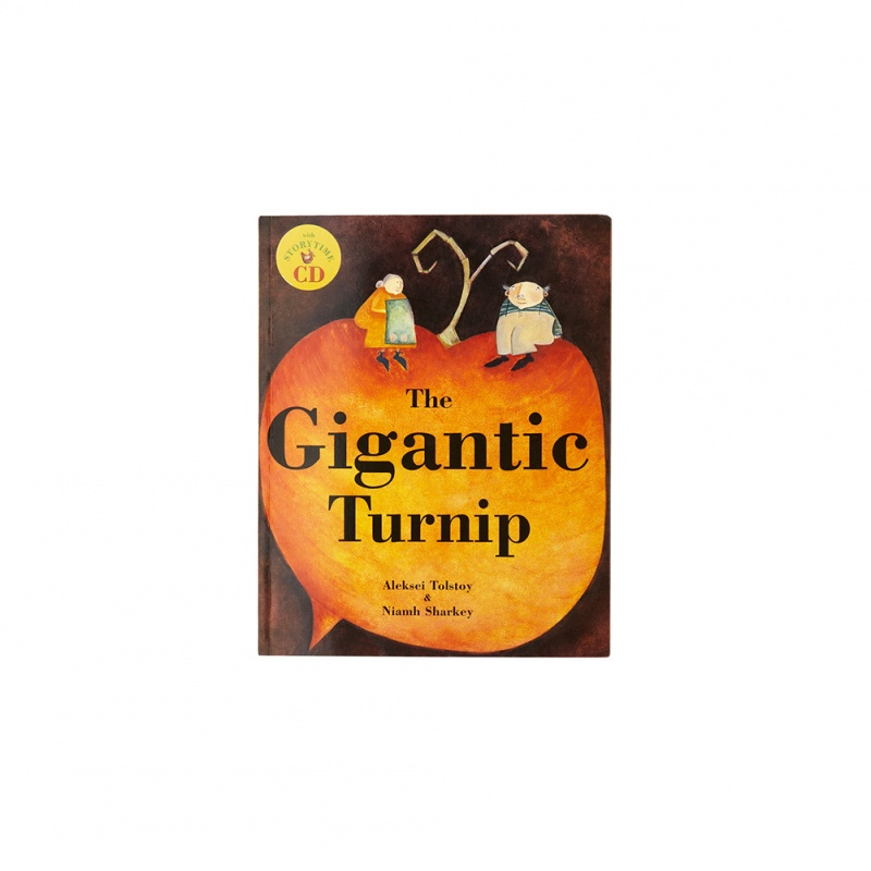 The Gigantic Turnip | Tea Collection