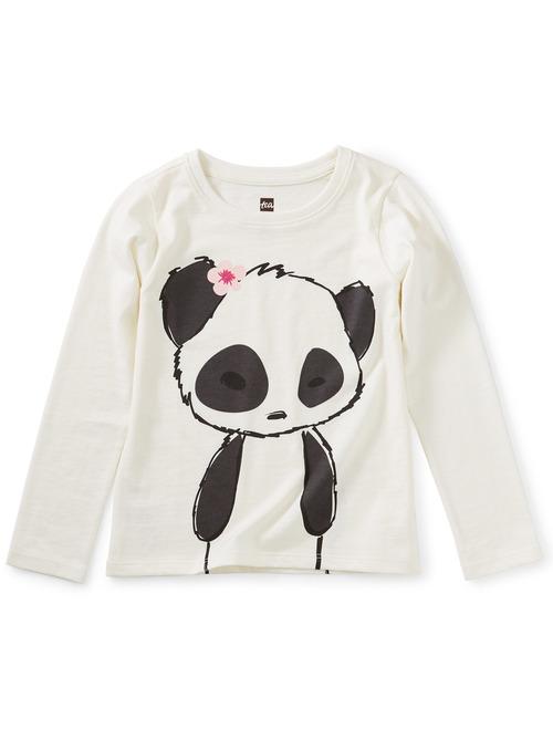 Panda Graphic Tee