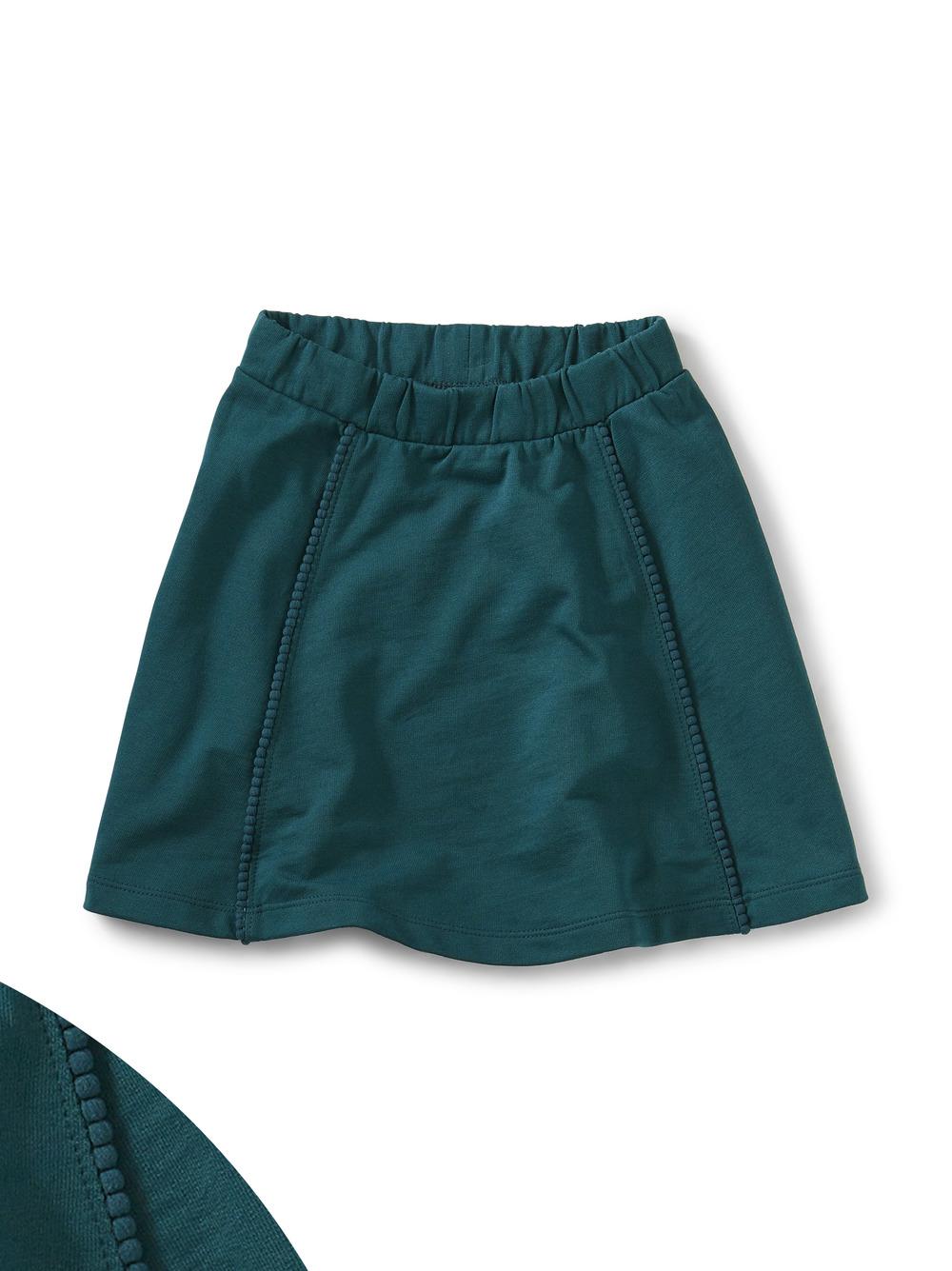 Pompom Twirl Skirt