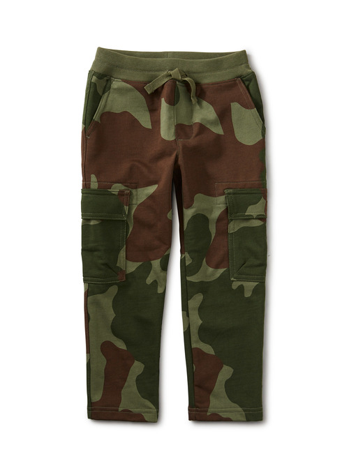 Printed Expedition Cargo Pant