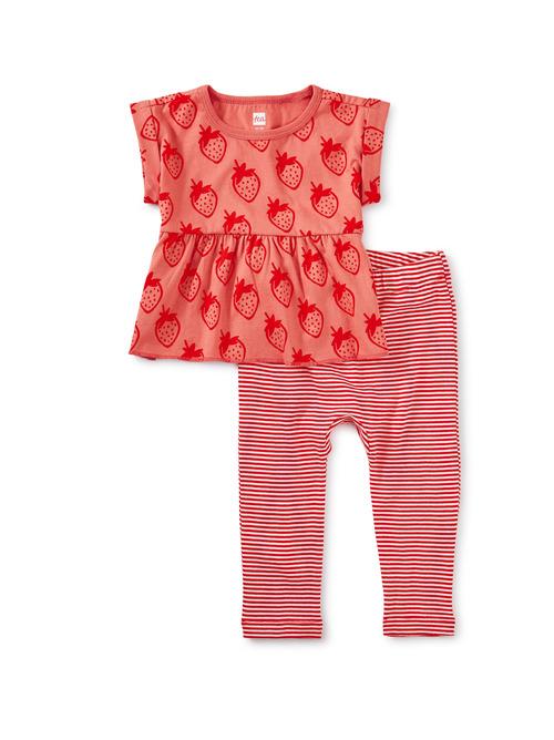Strawberry Baby Set