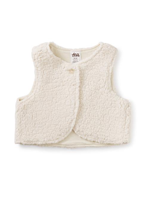 Sherpa Baby Vest
