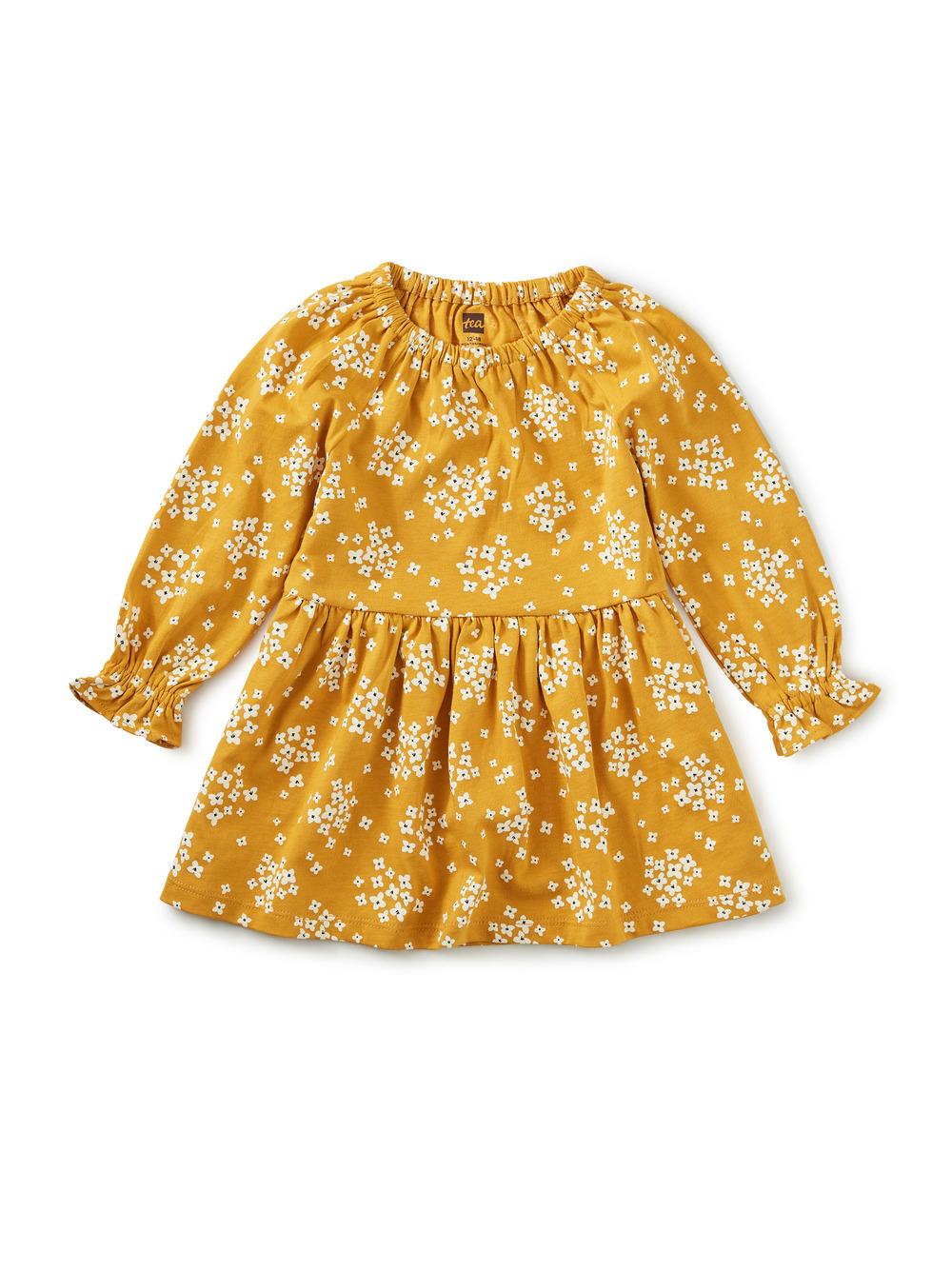 Peasant Baby Dress