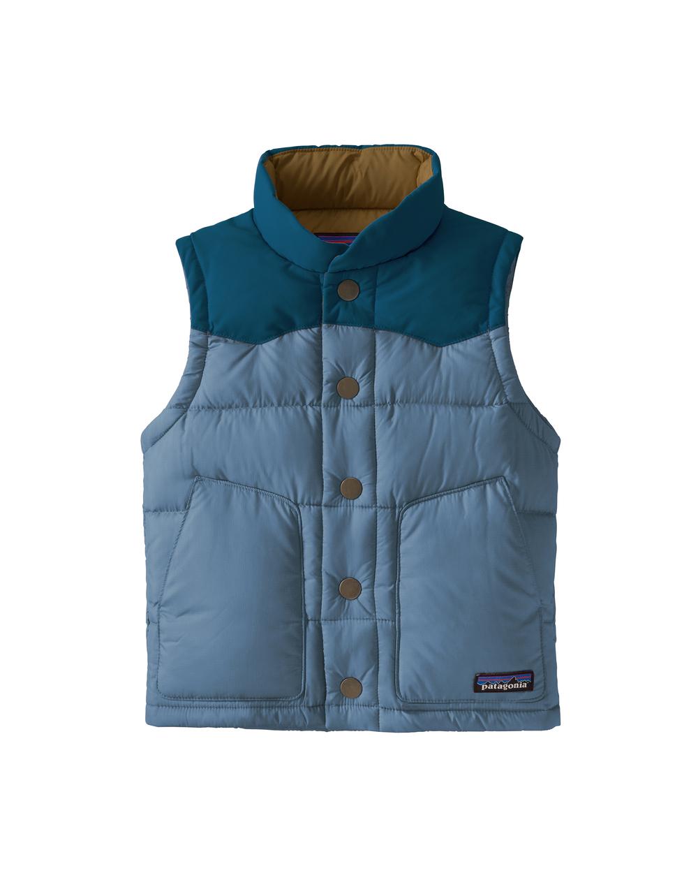 Patagonia Baby Bivy Down Vest