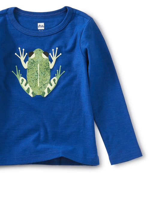 Cloud Forest Frog Graphic Tee