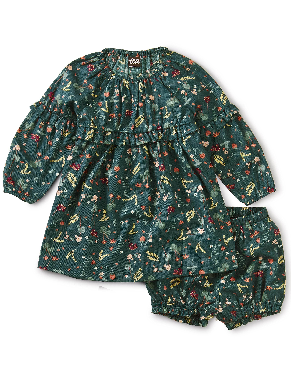 Ruffle Baby Dress