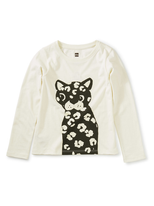 Wild Cat Glow Graphic Tee