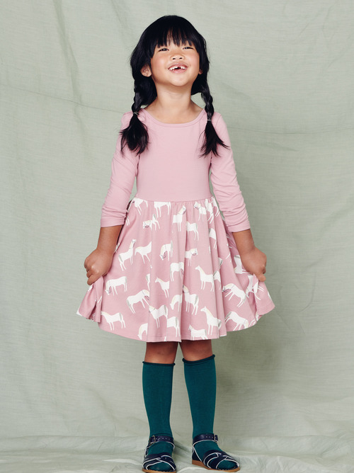 Ballet Skirted Dress