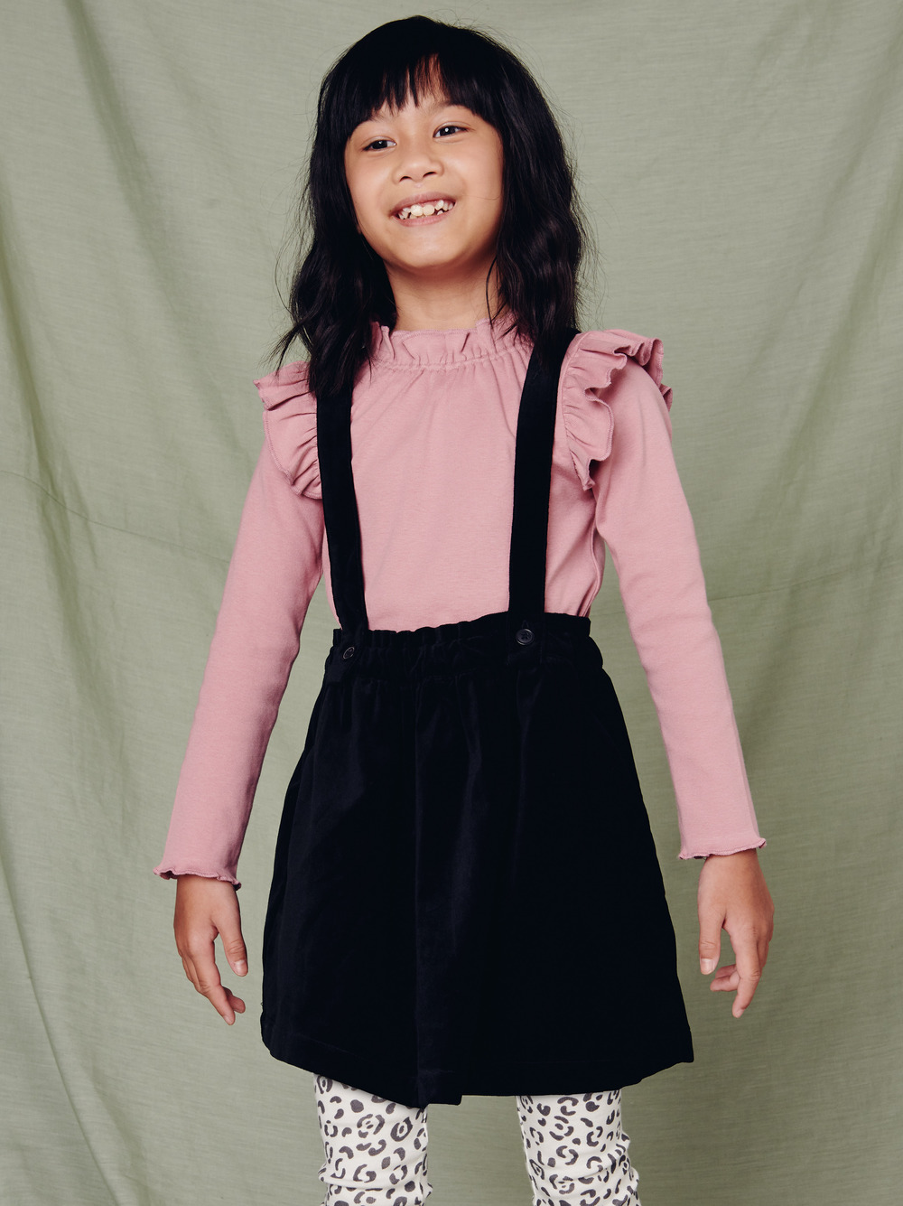 Crossback Jumper Dress