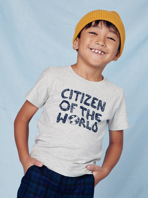 Citizen of the World Graphic Tee