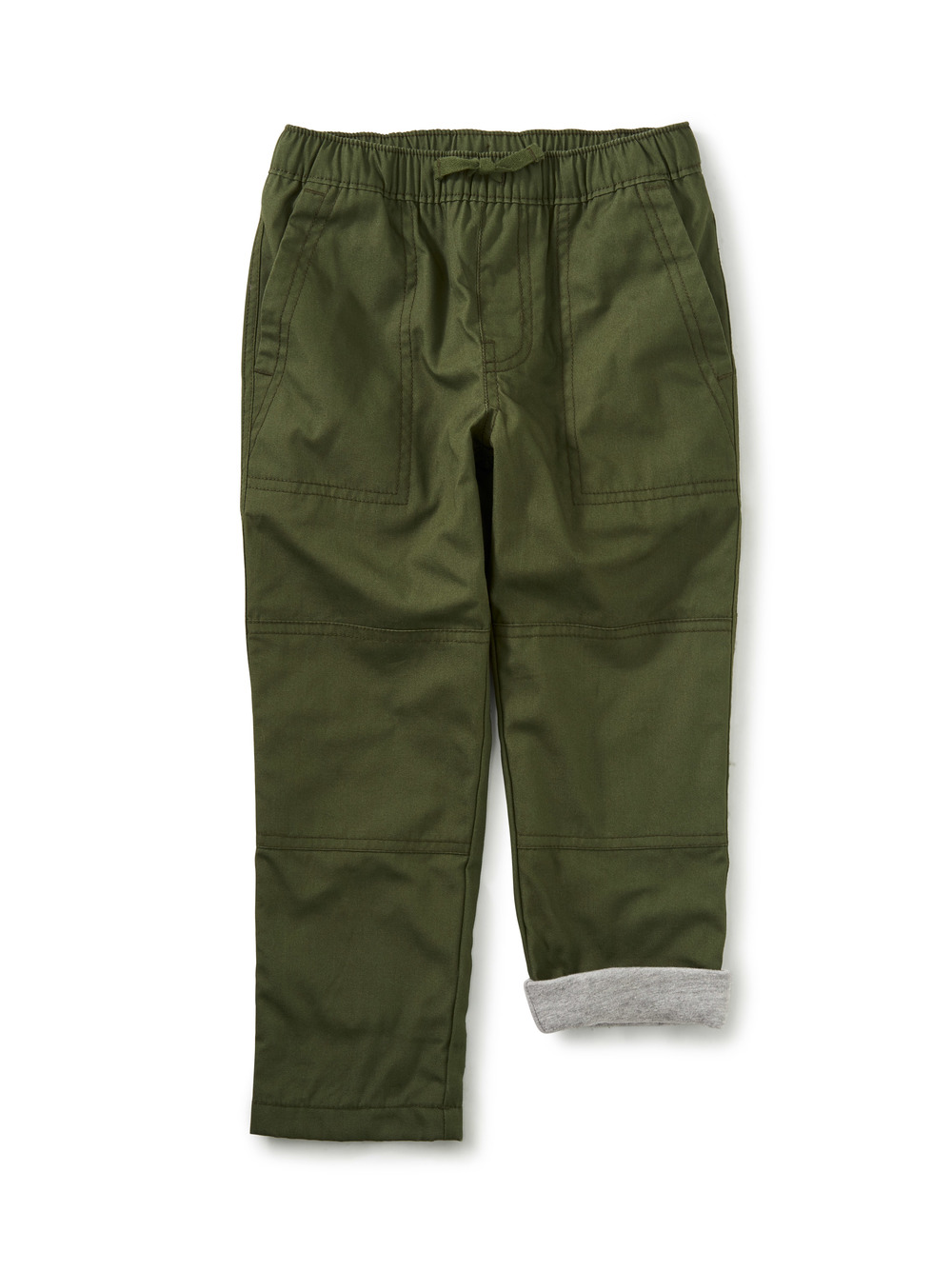Cozy Jersey Lined Pant