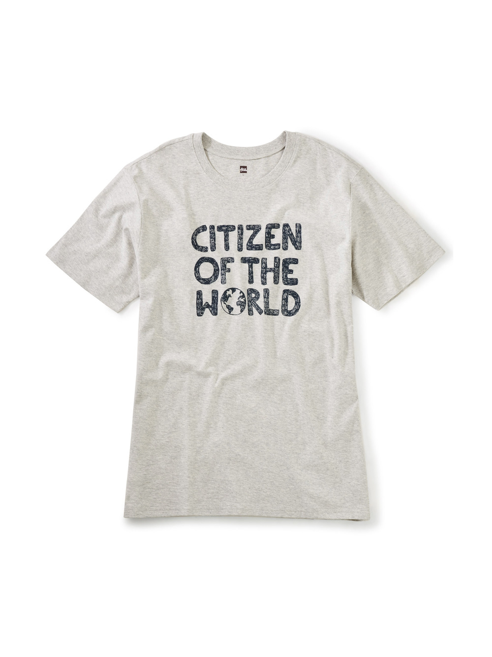 Adult Citizen of the World Tee