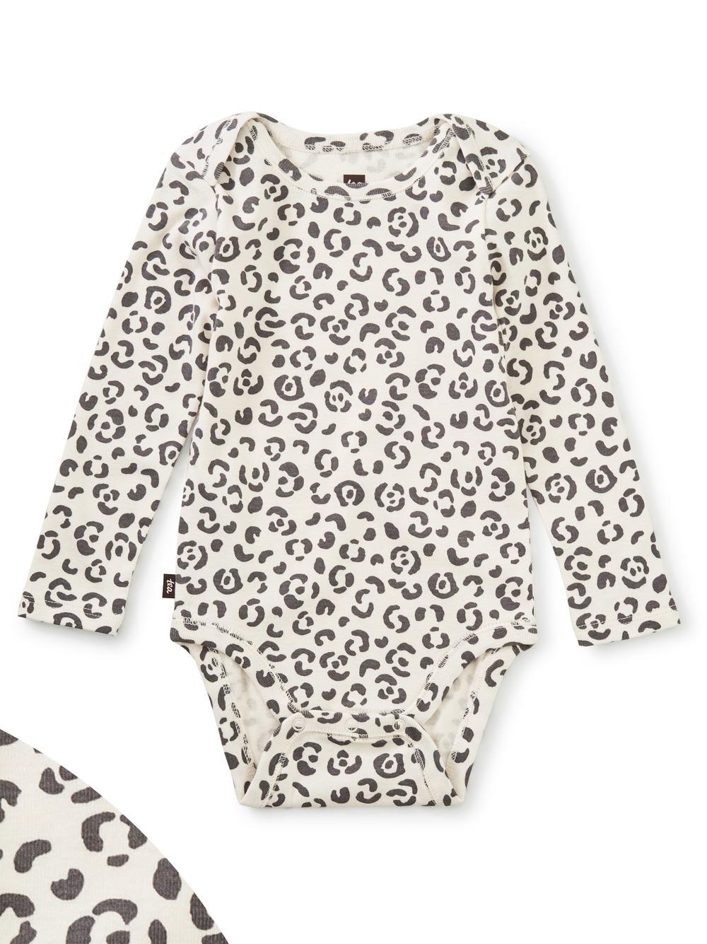 Jaguar Print Bodysuit