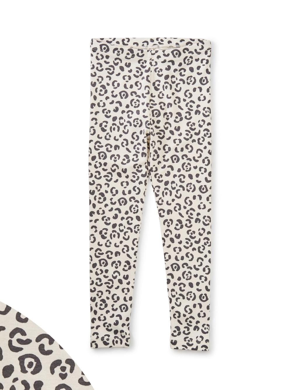 Jaguar Print Leggings