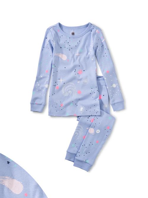 Glow Long Sleeve Pajamas