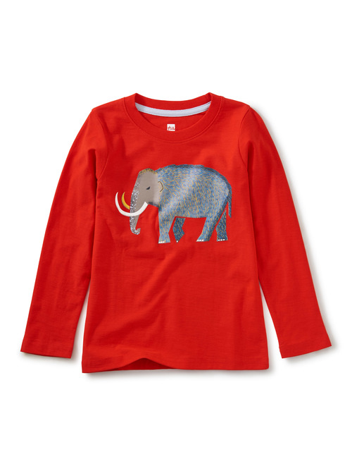 Wooly Mammoth Graphic Tee