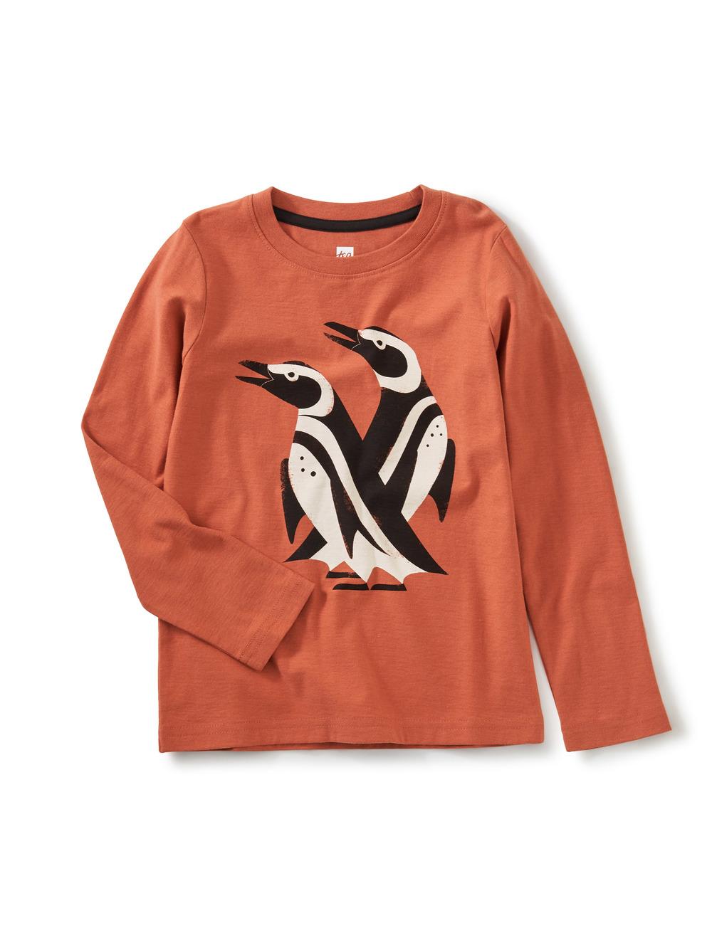 Patagonia Penguin Graphic Tee